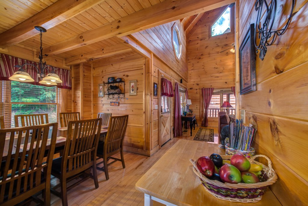 Photo of a Sevierville Cabin named Tranquility Vista - This is the eighth photo in the set.