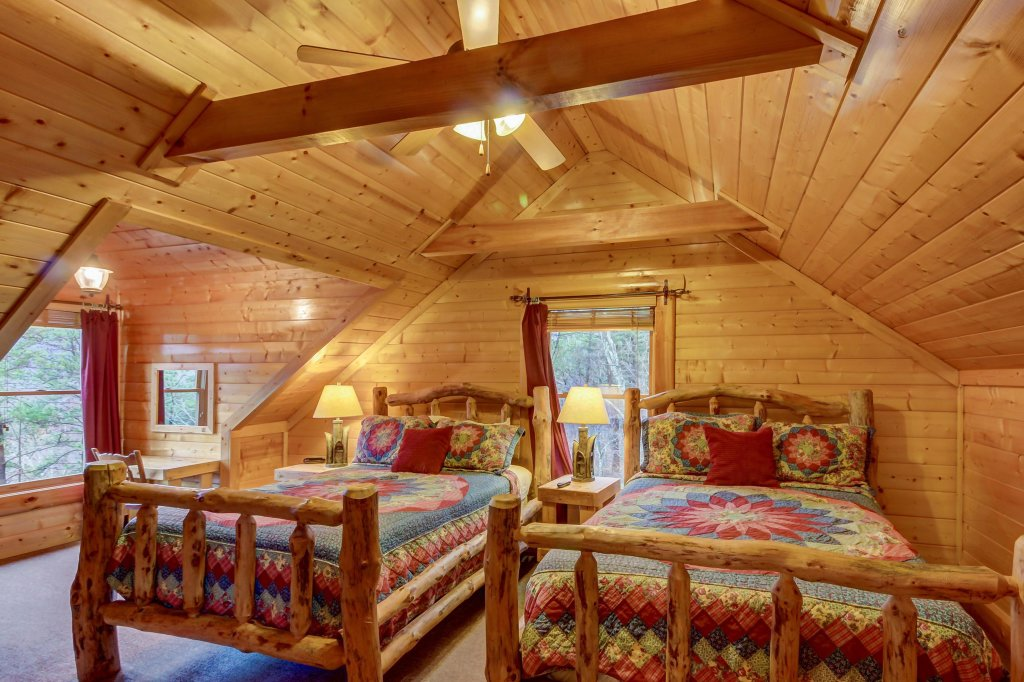 Photo of a Sevierville Cabin named Mountain Escape Cabin - This is the twenty-second photo in the set.