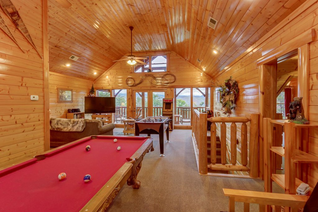 Photo of a Sevierville Cabin named Mountain Escape Cabin - This is the tenth photo in the set.