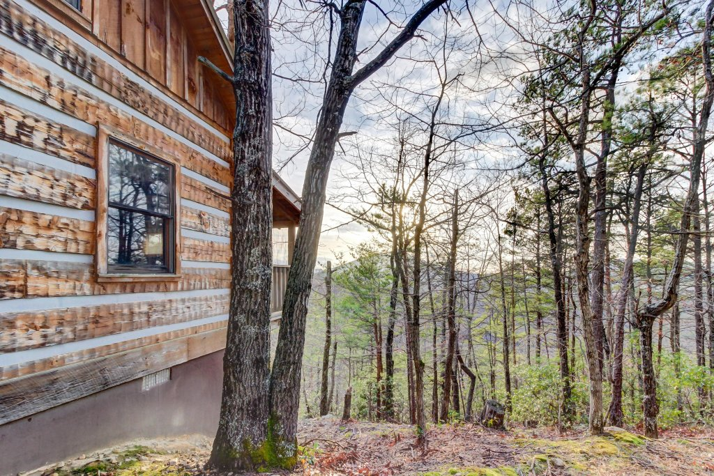 Photo of a Sevierville Cabin named Misty View Cabin - This is the twenty-second photo in the set.
