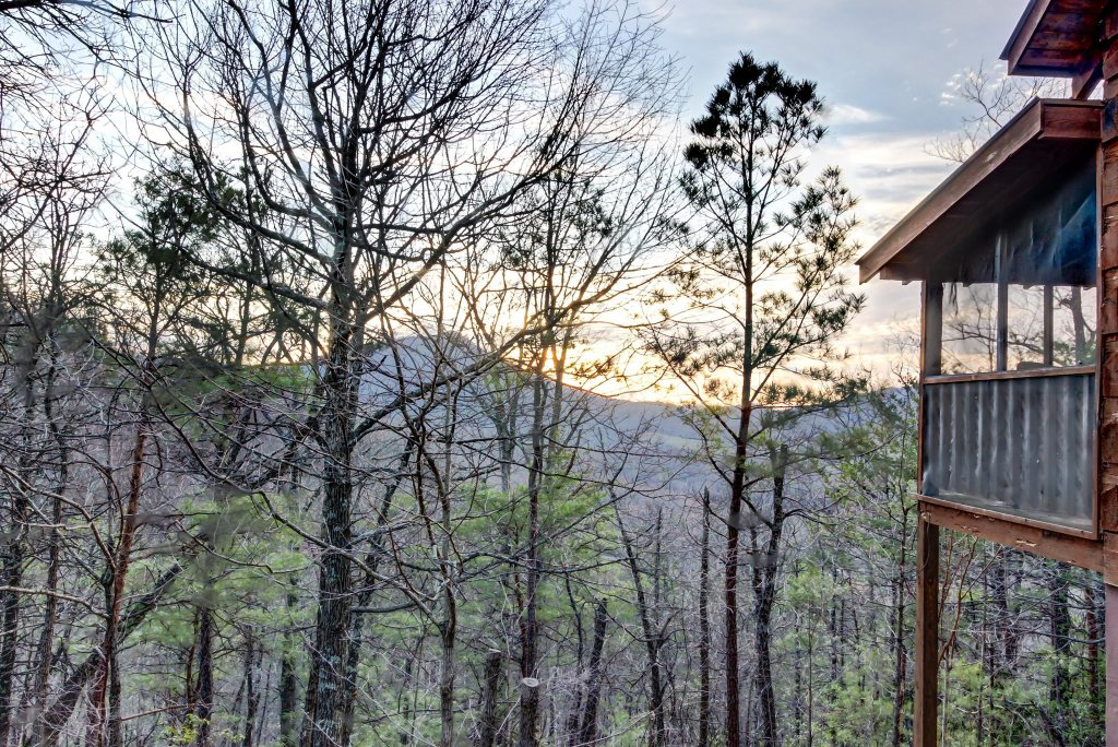 Photo of a Sevierville Cabin named Misty View Cabin - This is the thirtieth photo in the set.