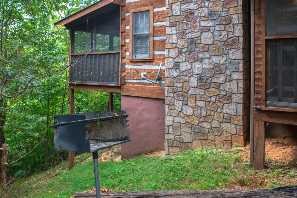 Photo of a Sevierville Cabin named Misty View Cabin - This is the fifth photo in the set.