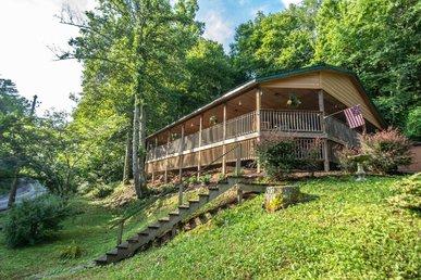 Woods Mountain Cabin