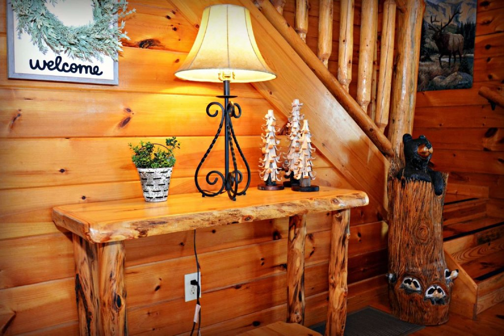 Photo of a Sevierville Cabin named Hidden Haven - This is the seventh photo in the set.
