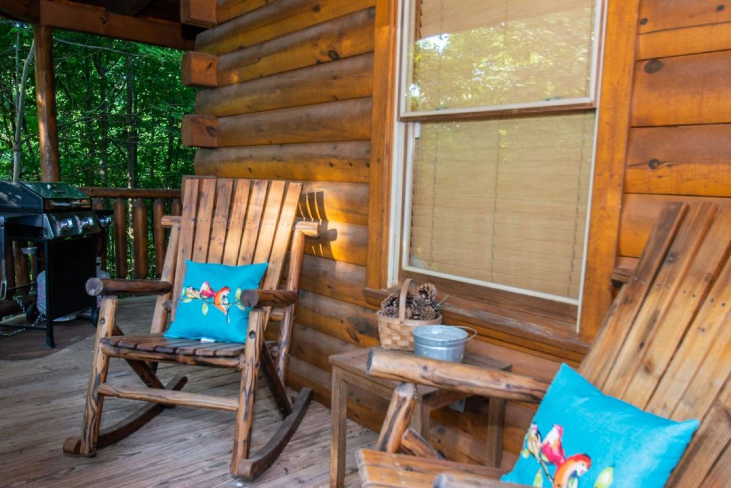 Photo of a Gatlinburg Cabin named Too Cozy - This is the first photo in the set.