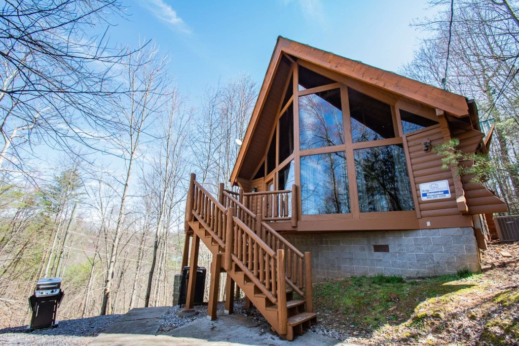 Photo of a Gatlinburg Cabin named Highlander - This is the second photo in the set.