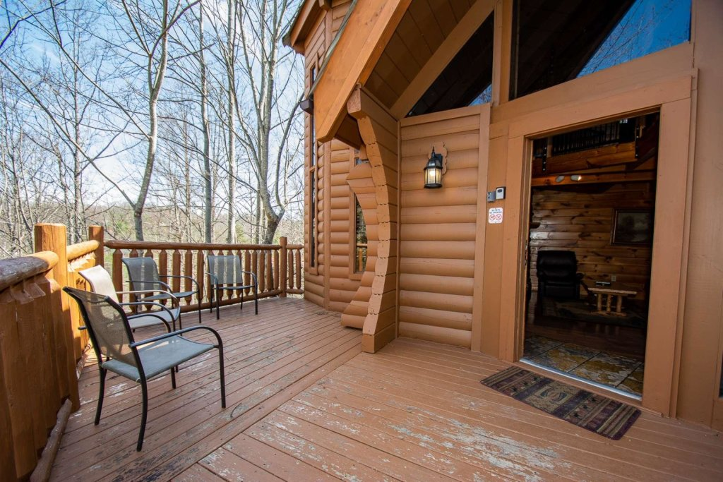 Photo of a Gatlinburg Cabin named Highlander - This is the tenth photo in the set.