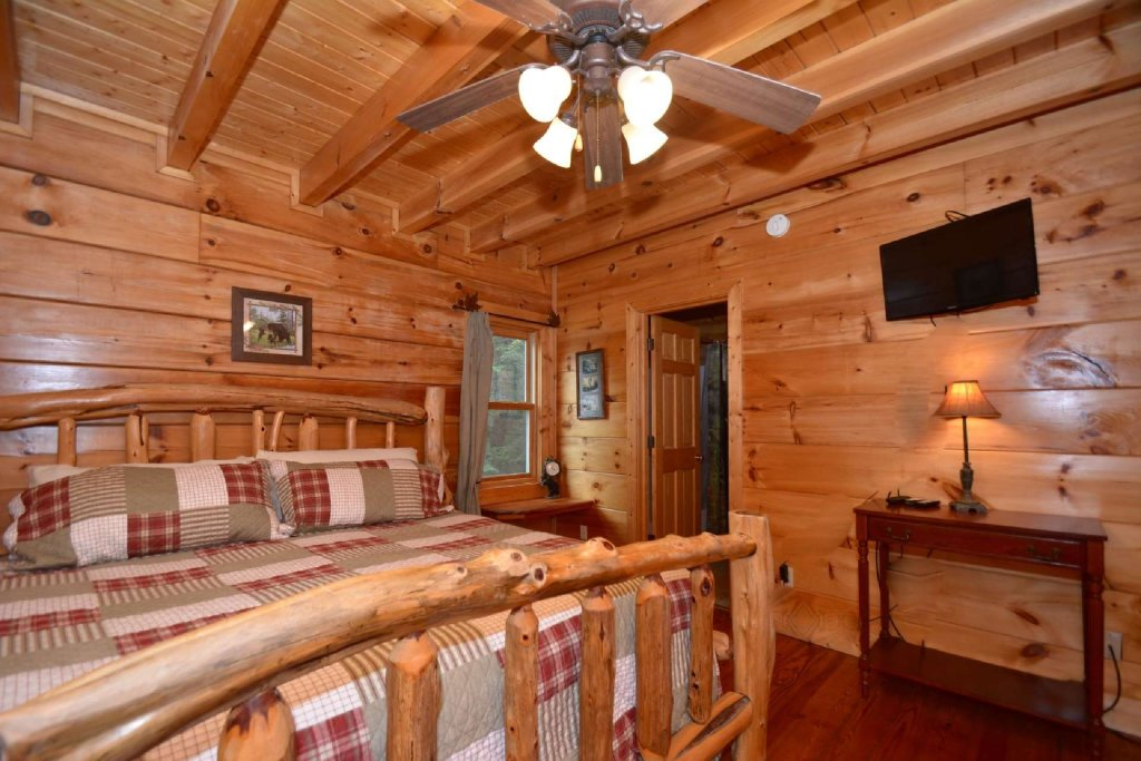 Photo of a Sevierville Cabin named Kozy Getaway - This is the ninth photo in the set.