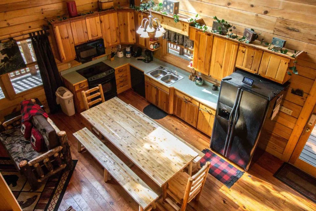 Photo of a Sevierville Cabin named Kozy Getaway - This is the sixth photo in the set.