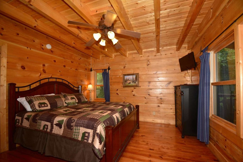 Photo of a Sevierville Cabin named Kozy Getaway - This is the twelfth photo in the set.
