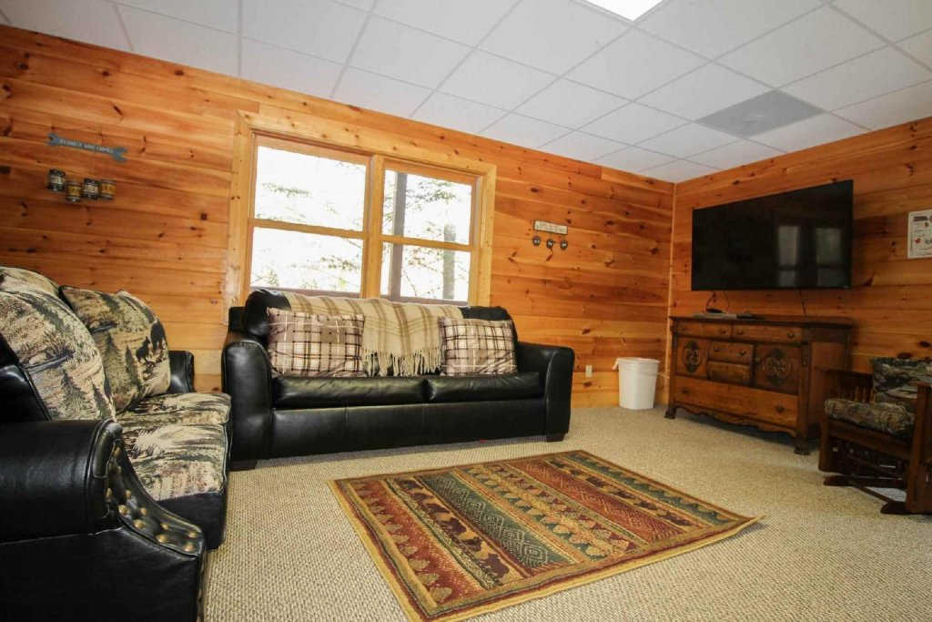 Photo of a Sevierville Cabin named Kozy Getaway - This is the nineteenth photo in the set.