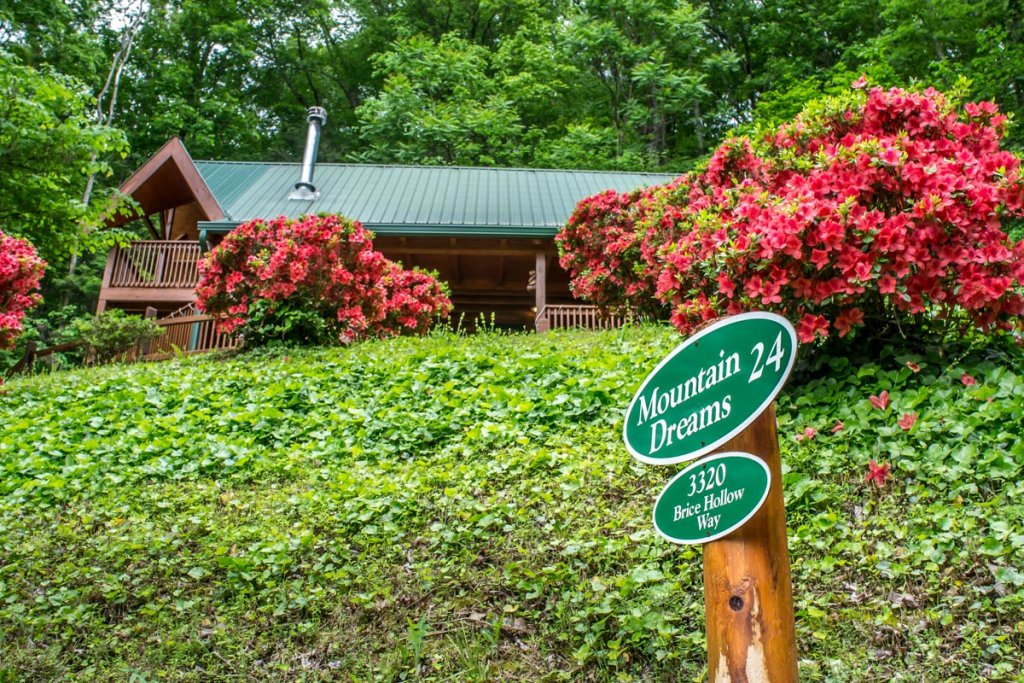 Photo of a Sevierville Cabin named Mountain Dreams #24 - This is the twenty-eighth photo in the set.