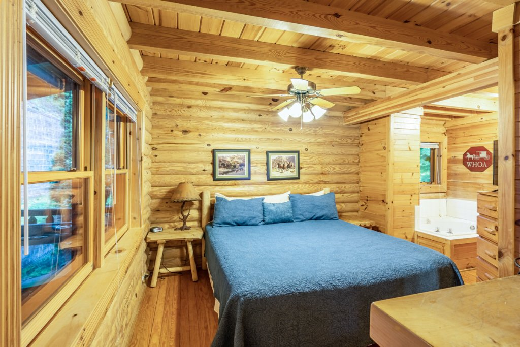 Photo of a Sevierville Cabin named Bear Naked - This is the tenth photo in the set.