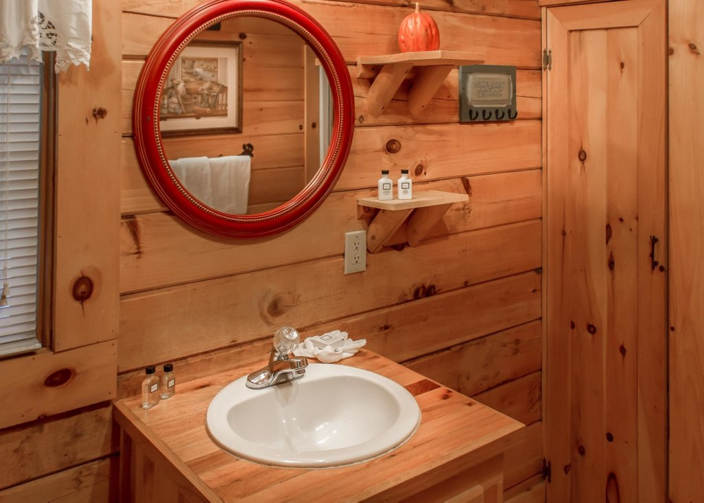 Photo of a Sevierville Cabin named Amazing Grace #25 - This is the nineteenth photo in the set.
