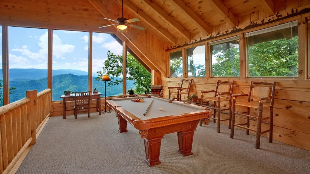 Photo of a Pigeon Forge Cabin named Buck's Lookout #39 - This is the fourteenth photo in the set.