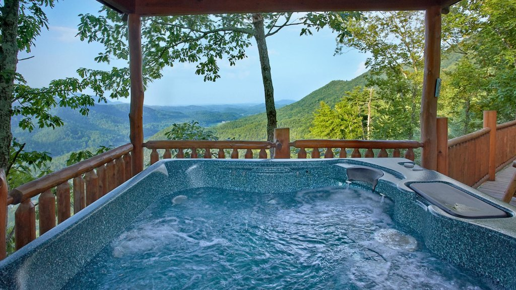 Photo of a Pigeon Forge Cabin named Buck's Lookout #39 - This is the fifteenth photo in the set.