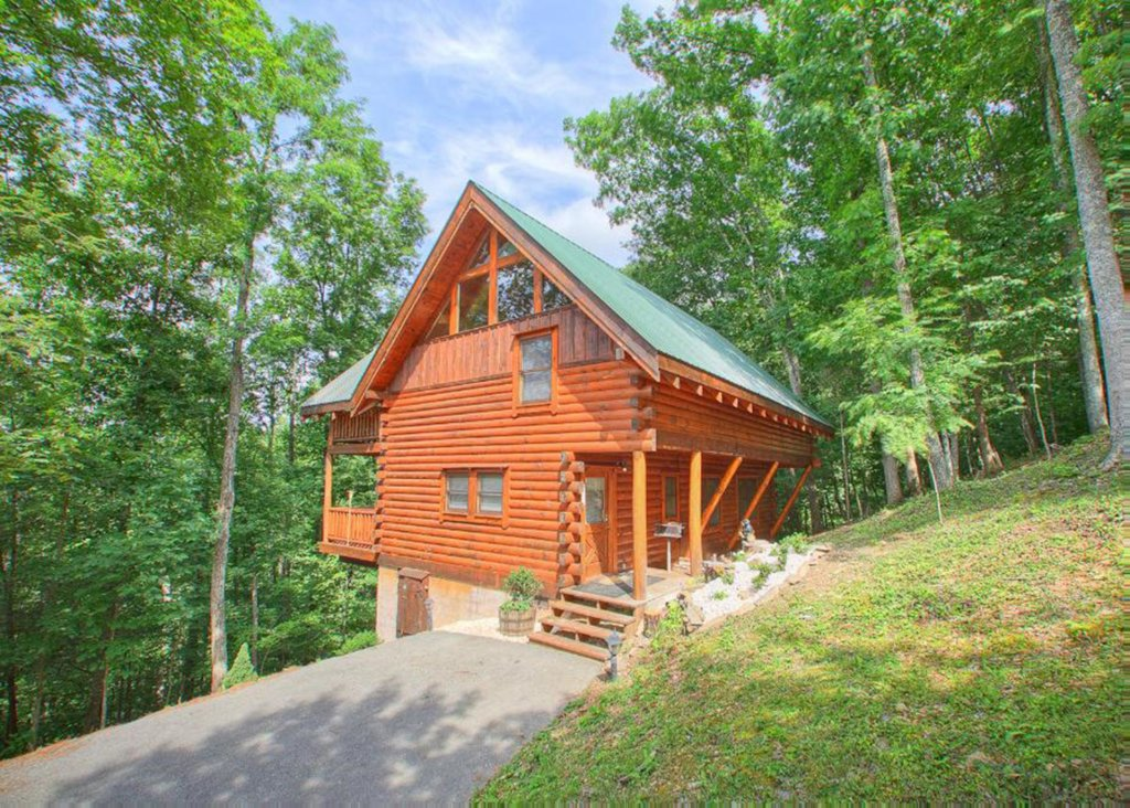 Photo of a Sevierville Cabin named Bear Extraordinaire #28 - This is the third photo in the set.
