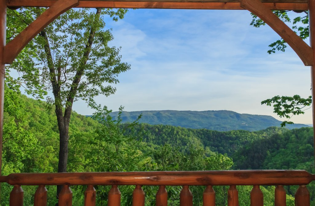 Photo of a Sevierville Cabin named Dream On High - This is the twenty-fourth photo in the set.