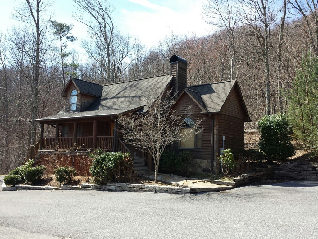Photo of a Sevierville Cabin named Parkside Haven - This is the first photo in the set.