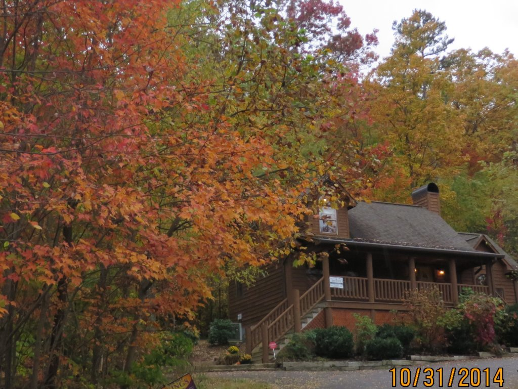 Photo of a Sevierville Cabin named Parkside Haven - This is the twelfth photo in the set.
