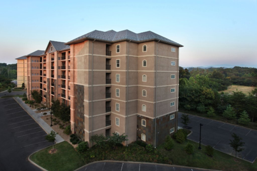 Photo of a Pigeon Forge Condo named Mountain View Condo 1205 - This is the nineteenth photo in the set.