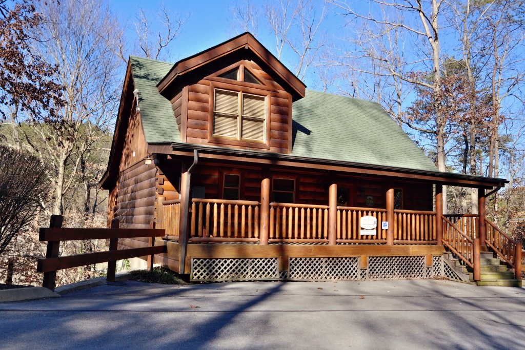 Photo of a Sevierville Cabin named Sweet Surrender - This is the twentieth photo in the set.