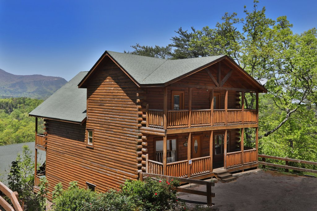 Photo of a Sevierville Cabin named Scenic Vista Lodge - This is the thirty-first photo in the set.