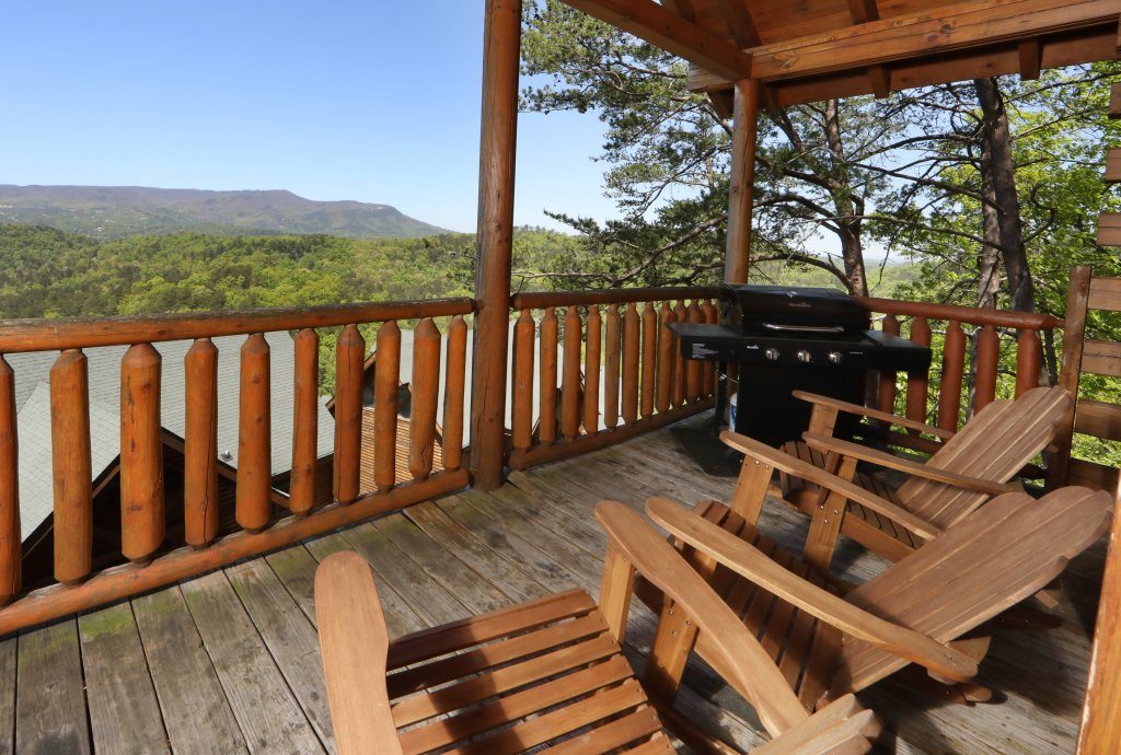 Photo of a Sevierville Cabin named Scenic Vista Lodge - This is the thirty-ninth photo in the set.