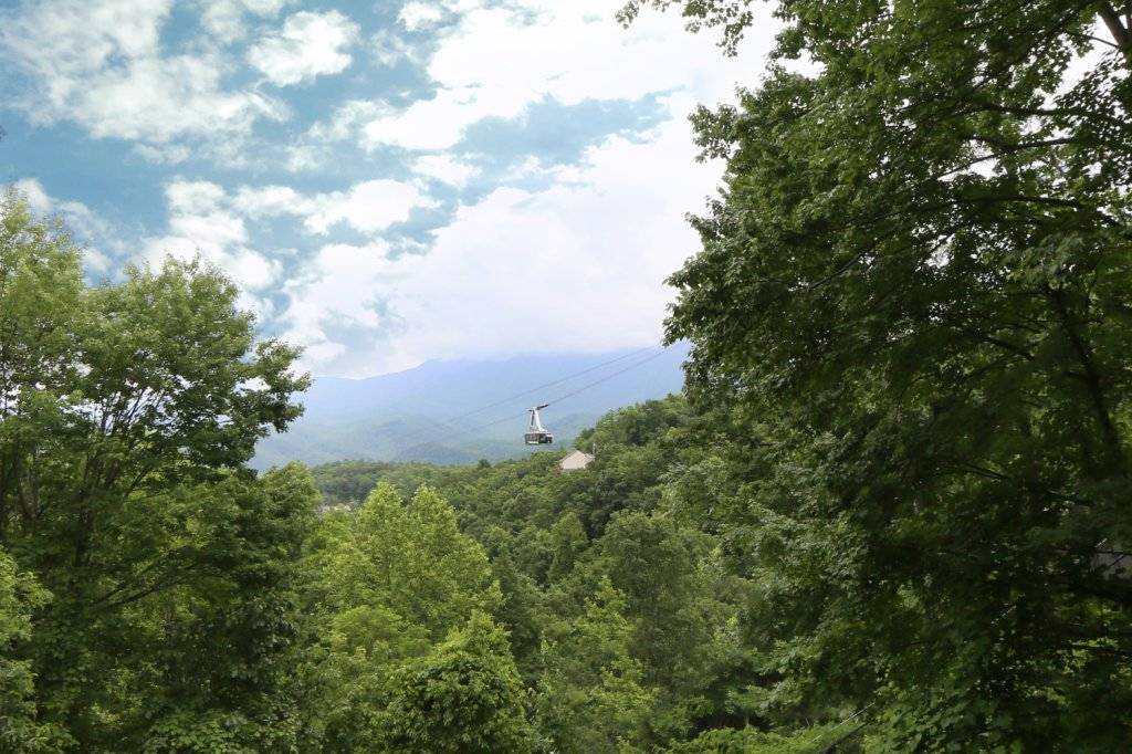 Photo of a Gatlinburg Cabin named Million Dollar View - This is the twentieth photo in the set.