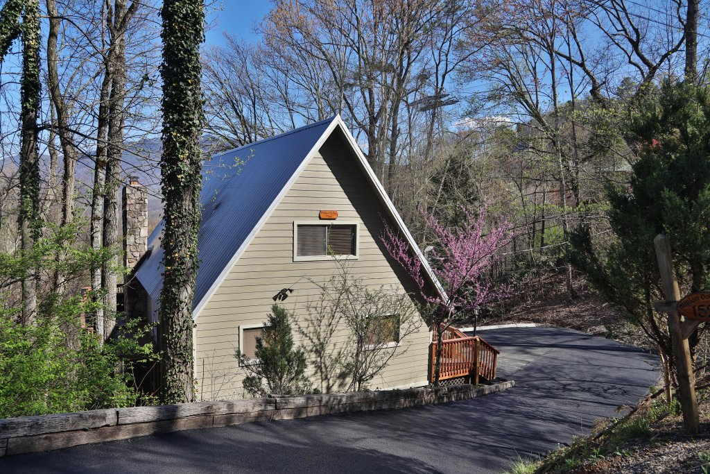 Photo of a Gatlinburg Cabin named Million Dollar View - This is the twenty-fifth photo in the set.