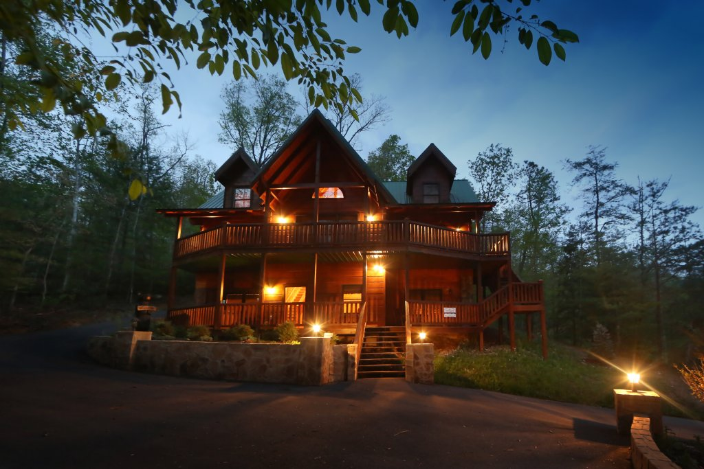 Photo of a Sevierville Cabin named Smoky Mountain Getaway - This is the nineteenth photo in the set.