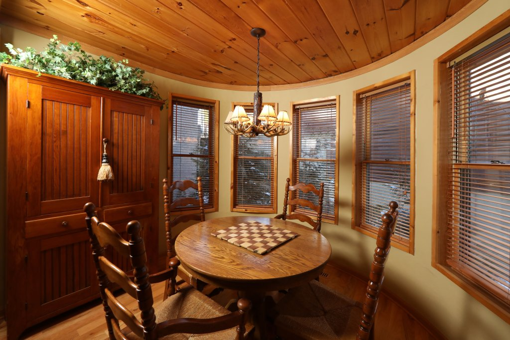 Photo of a Sevierville Cabin named A Heavenly View - This is the twentieth photo in the set.