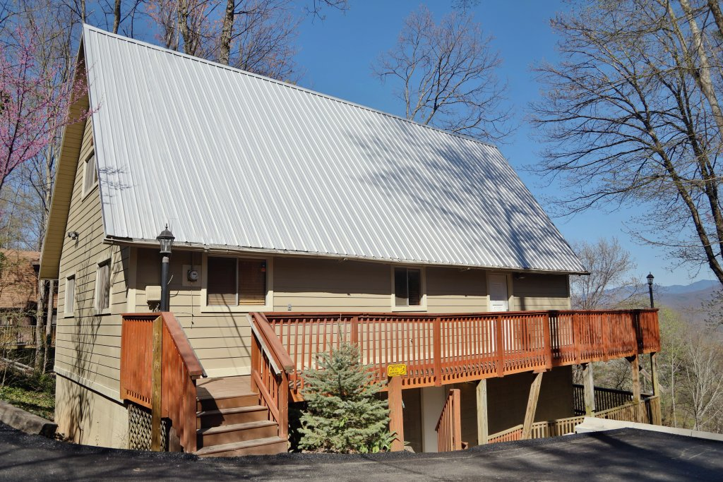 Photo of a Gatlinburg Cabin named Million Dollar View - This is the nineteenth photo in the set.