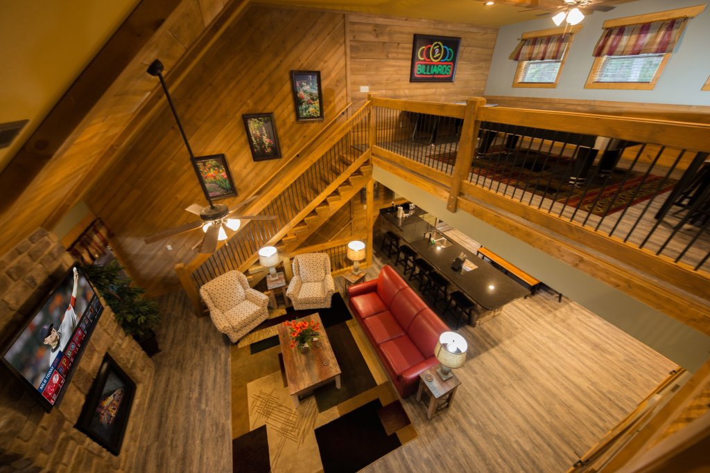 Photo of a Gatlinburg Chalet named Back Stroke - This is the fourth photo in the set.