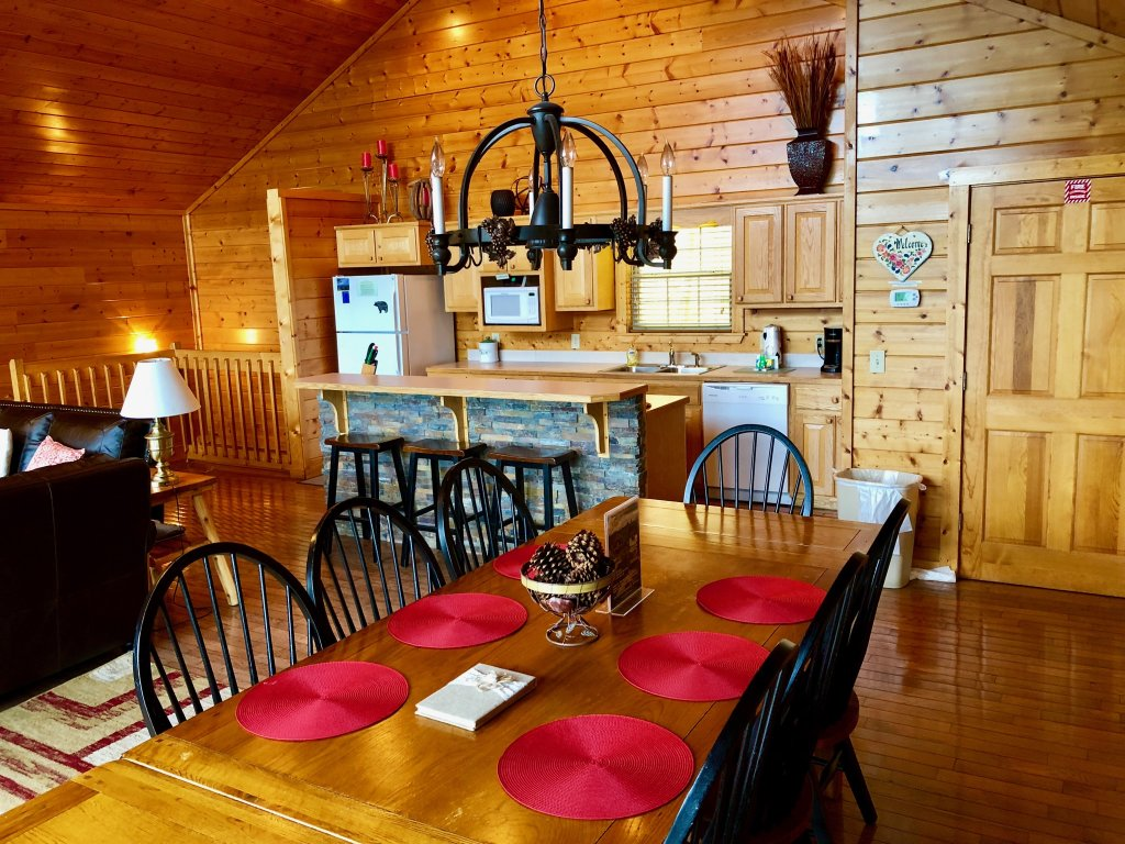 Photo of a Sevierville Cabin named Majestic Views - This is the nineteenth photo in the set.