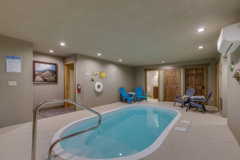 Photo of a Gatlinburg Chalet named Marco Polo - This is the twenty-second photo in the set.