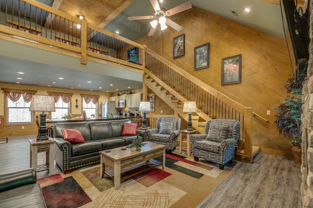 Photo of a Gatlinburg Chalet named Marco Polo - This is the sixth photo in the set.