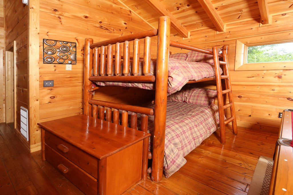 Photo of a Sevierville Cabin named Mountain Majesty - This is the eighth photo in the set.