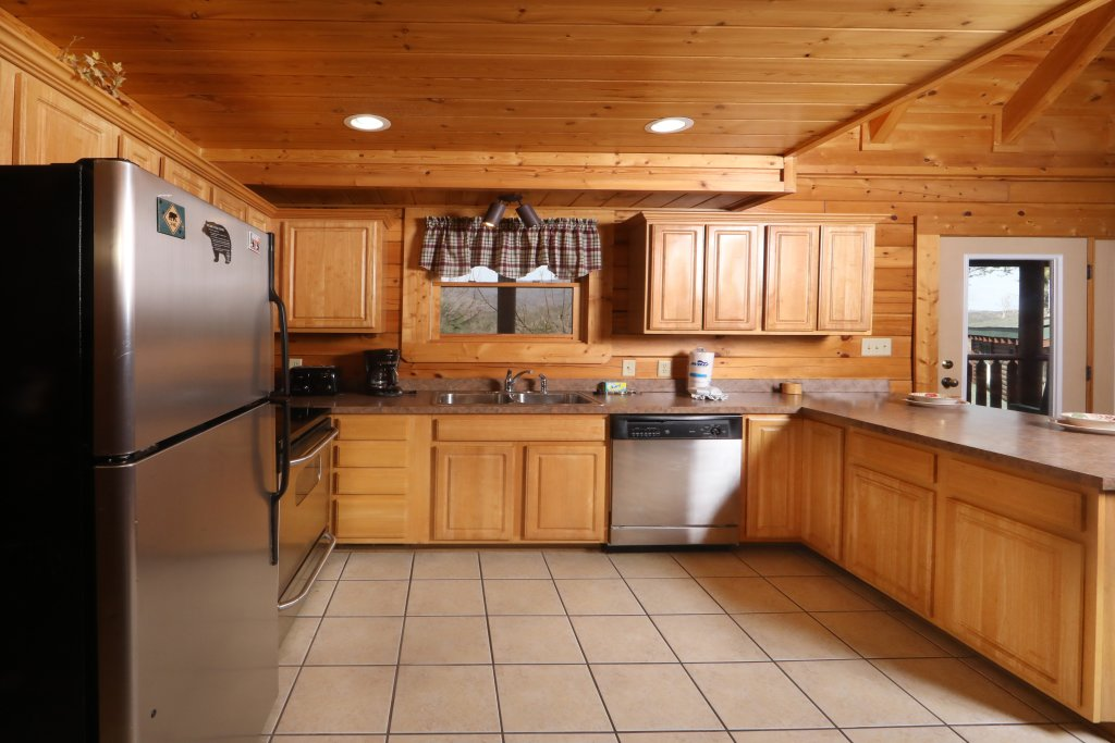 Photo of a Sevierville Cabin named Mountain Sunrise - This is the twenty-ninth photo in the set.