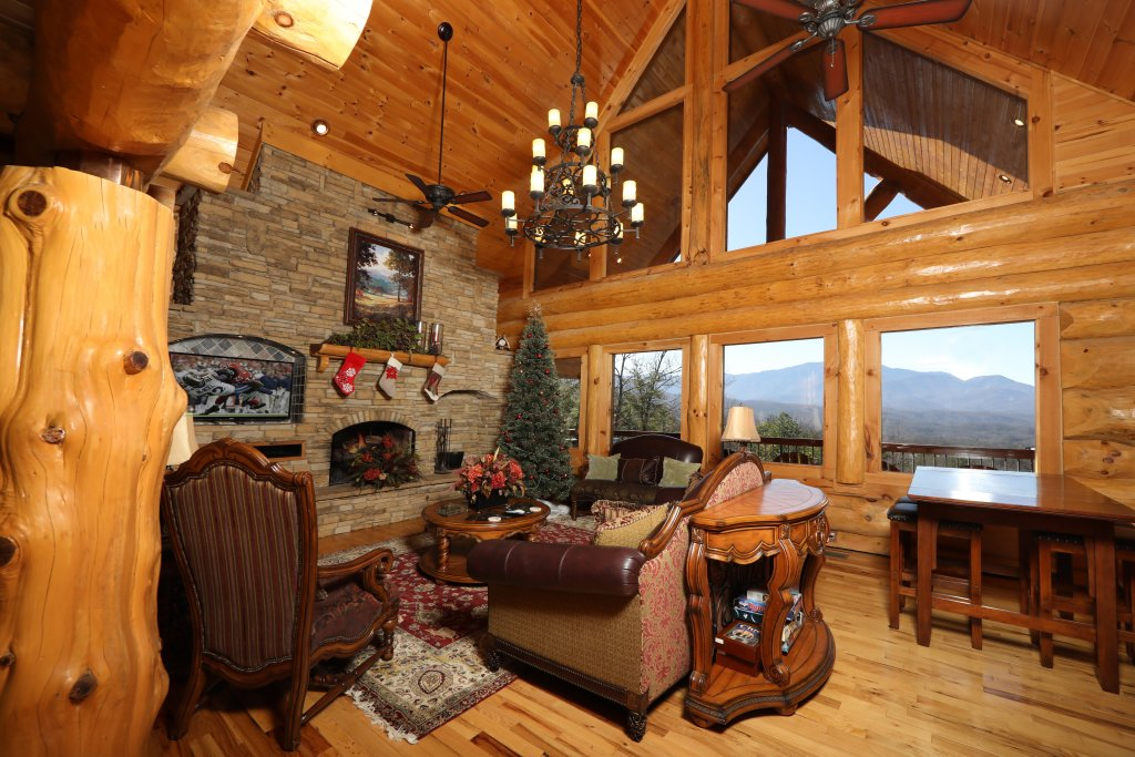 Photo of a Gatlinburg Cabin named The Lodge Of Gatlinburg - This is the sixth photo in the set.