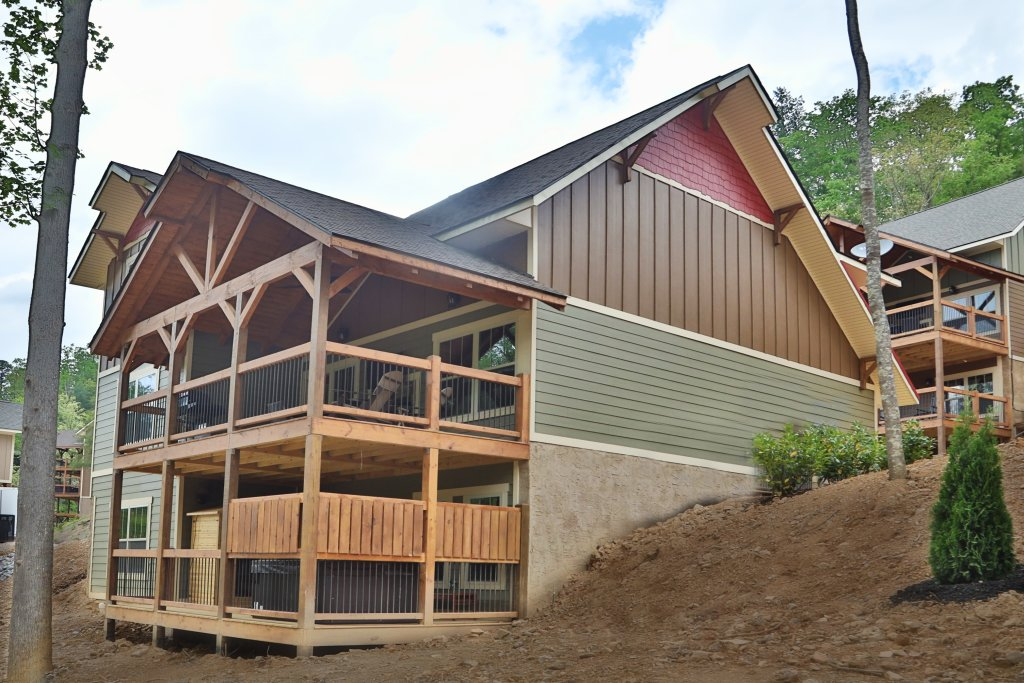 Photo of a Gatlinburg Chalet named Head Over Hills - This is the forty-fifth photo in the set.