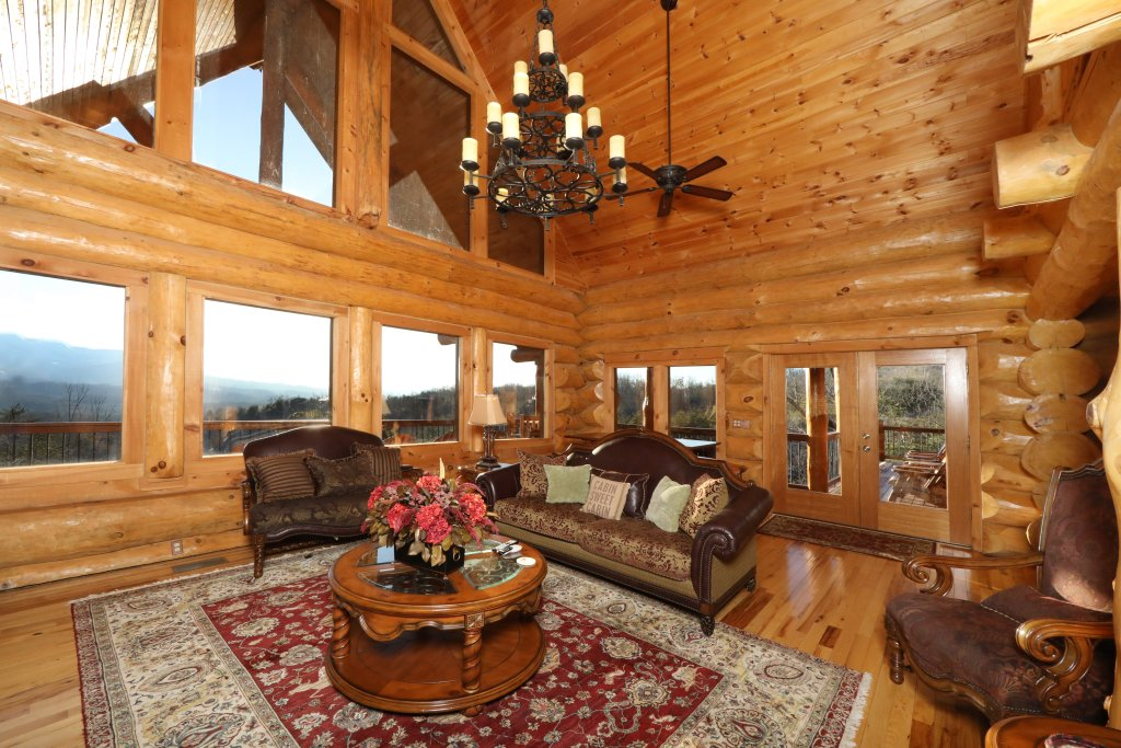 Photo of a Gatlinburg Cabin named The Lodge Of Gatlinburg - This is the fourth photo in the set.
