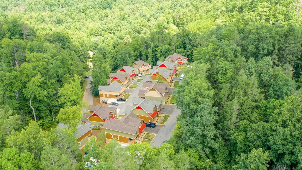Photo of a Gatlinburg Chalet named Break Time - This is the forty-first photo in the set.