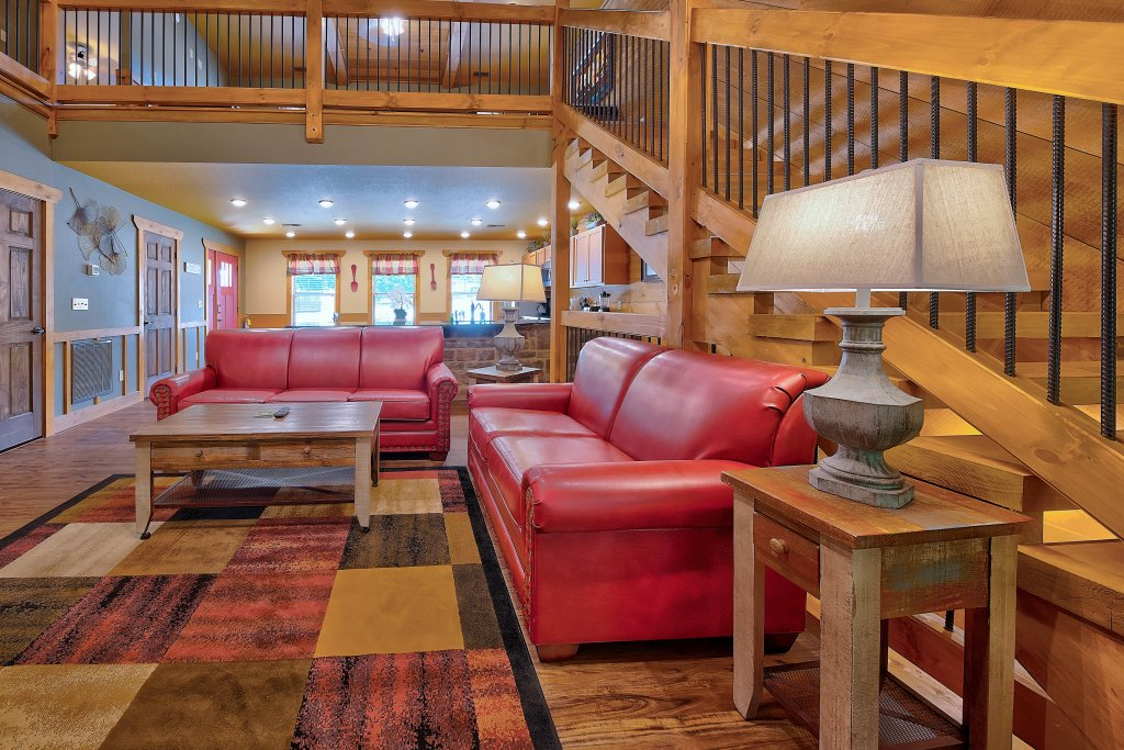 Photo of a Gatlinburg Chalet named Break Time - This is the fourth photo in the set.