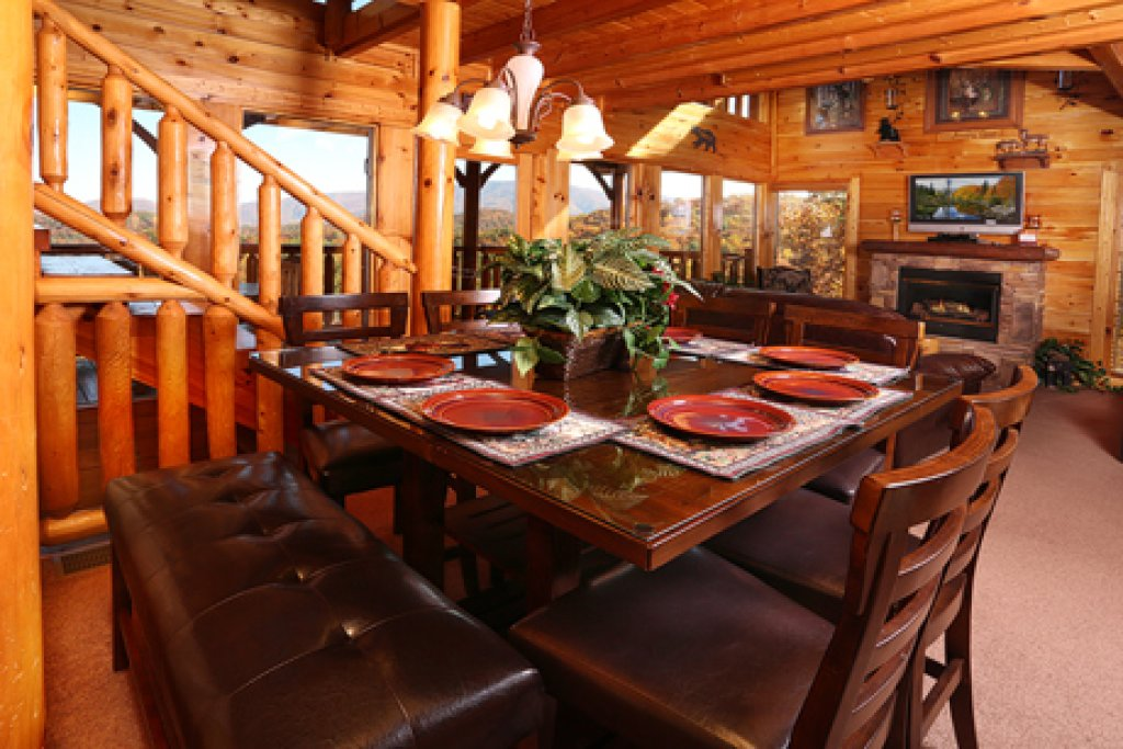 Photo of a Sevierville Cabin named His Amazing Grace - This is the fifteenth photo in the set.