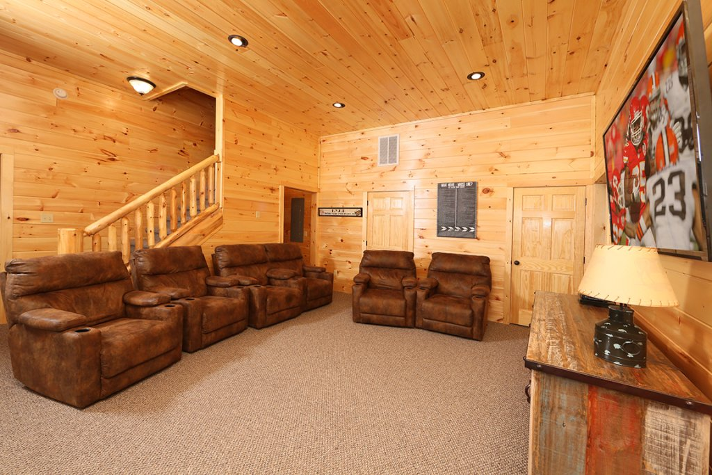 Photo of a Sevierville Cabin named Picture Perfect - This is the twenty-sixth photo in the set.