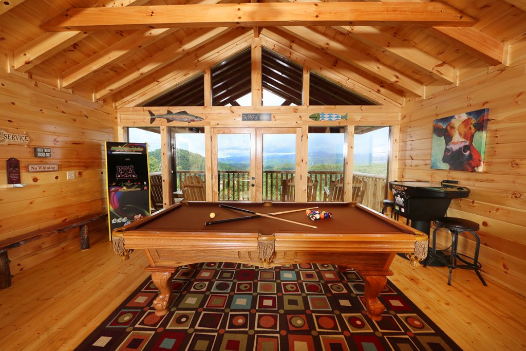 Photo of a Sevierville Cabin named Picture Perfect - This is the nineteenth photo in the set.