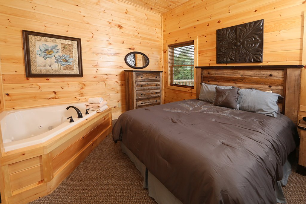 Photo of a Sevierville Cabin named Picture Perfect - This is the fourteenth photo in the set.