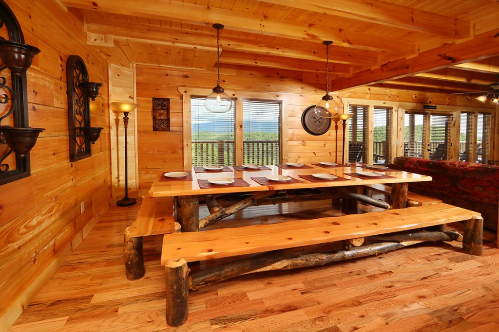 Photo of a Sevierville Cabin named Picture Perfect - This is the twenty-seventh photo in the set.
