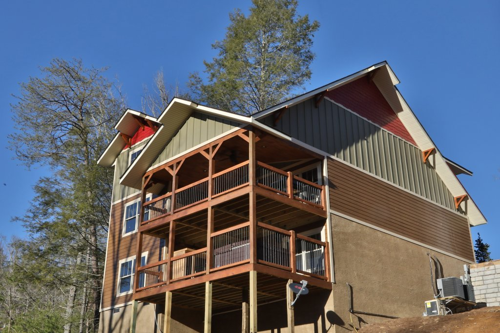 Photo of a Gatlinburg Chalet named Hilltop Haven - This is the forty-seventh photo in the set.